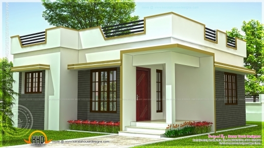 Fantastic 35 Small And Simple But Beautiful House With Roof Deck 2 Story Small Beautyful House Plan Pics