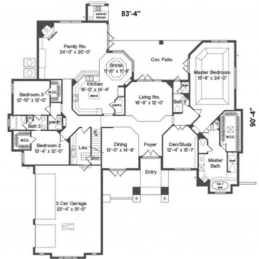Fantastic Beautiful House Plans Home Design Ideas Plans House Beautifuls Pictures