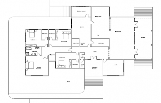 Fantastic Guest House Plans In Ghana Guest Inspiring Home Plan Ideas Residential Floor Plans In Ghana Picture