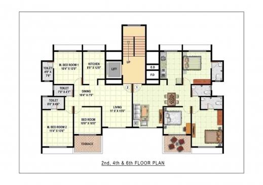 Fantastic Residential Building Floor Plan G 2 Residential Building Floor Plan Photos