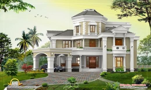 Fascinating February Kerala Home Design Beautiful House Design Plan Related Plans House Beautifuls Pics