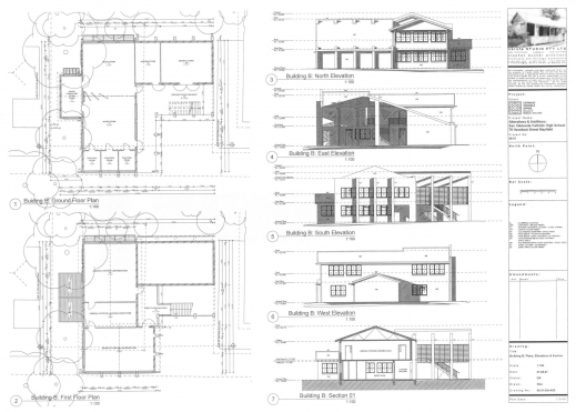 Fascinating Floor Plan With Elevation Split Level Homes Plans Ground Floor Plan And Elevation Photo