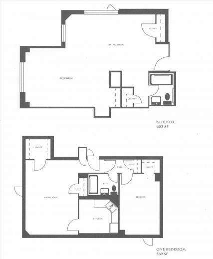 Fascinating Fresh Living Room House Plans 7629 Plan Of A House One Sitting Room And One Bedroom Image
