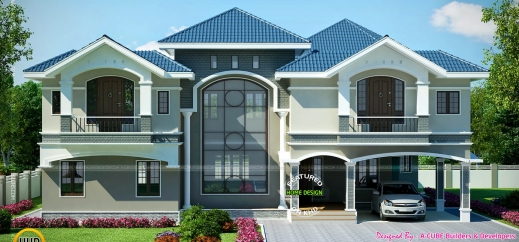 Fascinating Modern Beautiful Duplex House Design Amazing Architecture Magazine Beautiful House Plans Pictures Big House Image