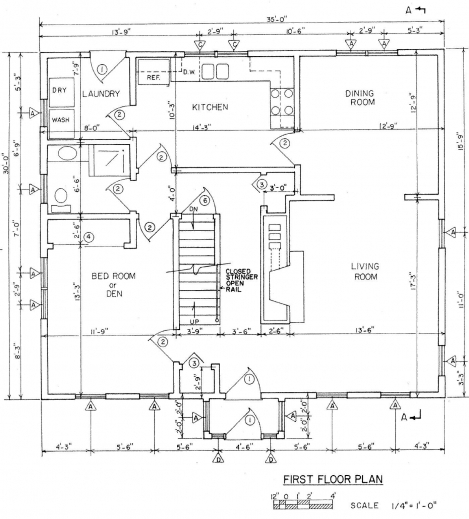 Small house plan with size house floor plans for Home design packages