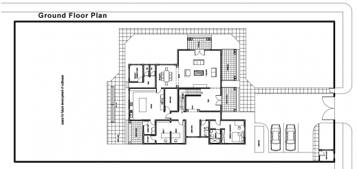 Gorgeous Ghana House Plans Naanorley House Plan Residential Floor Plans In Ghana Images