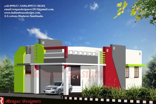 Gorgeous House Plan 1000 Sq Ft India Home Plan1000 Sf Photo