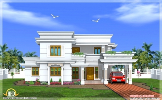 Incredible Kerala Home Design Trendy 4 Bedroom Kerala House Design Sqft Wonderful Modern Homes In Kerala Plan Picture
