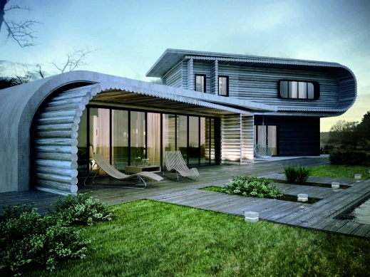 Inspiring Architecture Modern Contemporary Bay House Architecture Design Ideas For Structured House Plans Pic