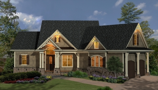 Inspiring astonishing french country house plans home for Modern french country house plans