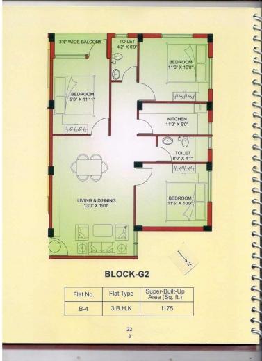Inspiring Overview Dream Villa At Tollygunge Metro Station Kolkata Fm G 2 Residential Building Floor Plan Images