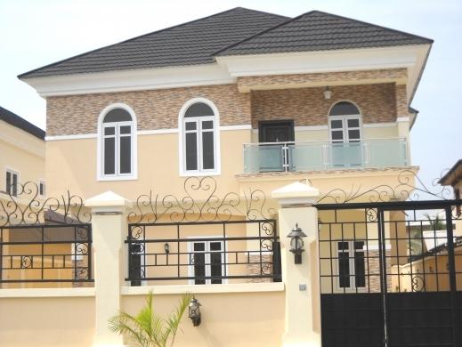 Inspiring Own Beautiful Houses In Nigeria Village Lagos Islandlekki Nigeria House Plan Image