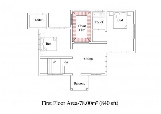 Inspiring Sqft Bhk House Plan Kerala Home Floor Plans Photo Home Plans Kerala Home Designs Three Bedroom Plans Photo