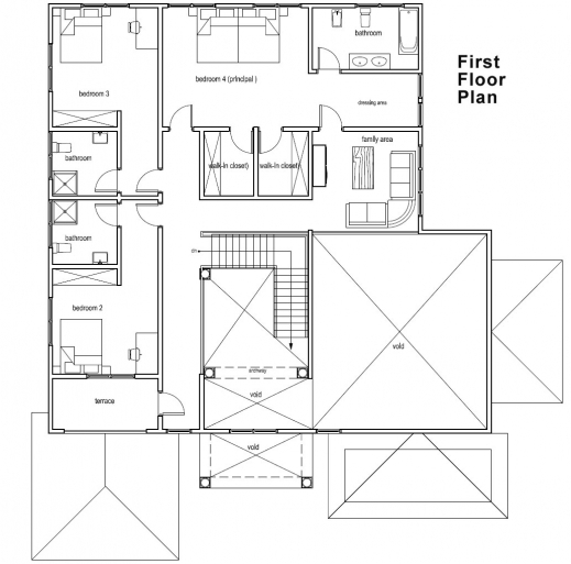 Marvelous Ghana House Plans Naanorley House Plan Residential Floor Plans In Ghana Picture