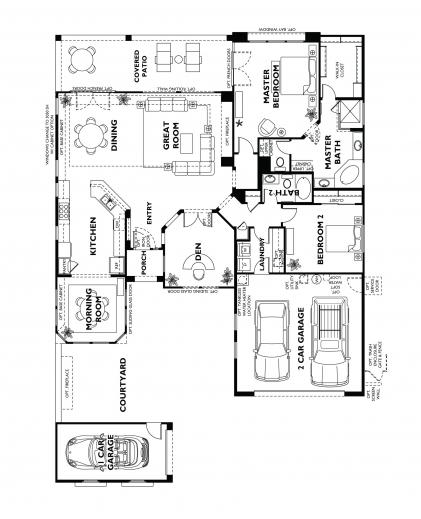 Marvelous House Models And Plans Model Houses Full Plan Photos