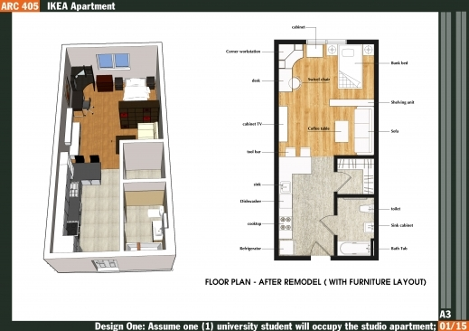 marvelous ikea small apartment floor plans small house