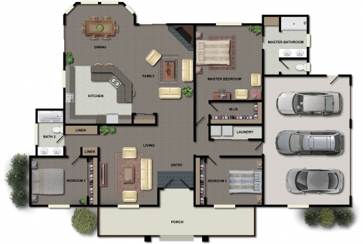 Marvelous Mobile Home Designs Floor Plans Mobile Home Floor Plans Nc Modern 3 Bedroom Bungalow Floor Plans Image