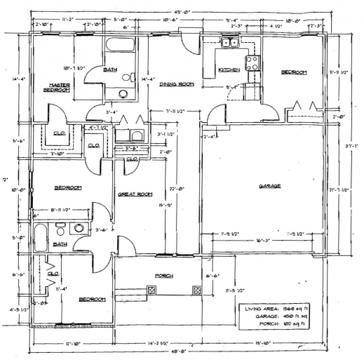 Marvelous New Homes Wickman Construction 234 Windover Architecture Home Plan With Dimansion Picture