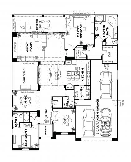 Marvelous Sun City Grand Verano Floor Plan Del Webb Sun City Grand Floor Model Houses Full Plan Pics