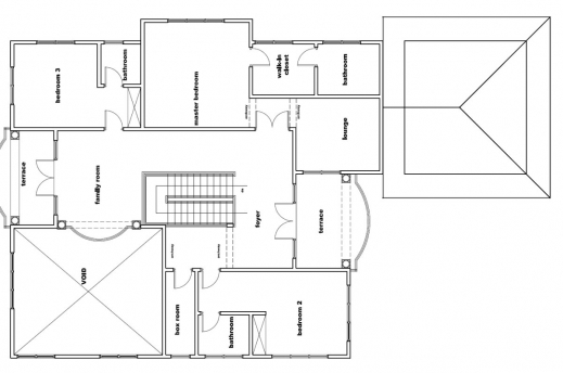 Outstanding Ghana House Plans And Designs With Photos Thumb Cute Luxury House Residential Floor Plans In Ghana Pictures