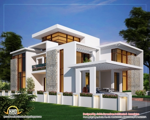 Outstanding Modern Architectural House Design Contemporary Home Designs Wonderful Modern Homes In Kerala Plan Photo