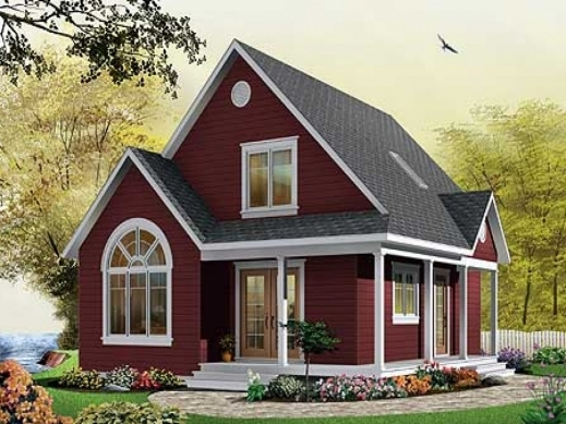 Outstanding Small Country Cottage House Plans Cute Home Low Styl Planskill Country Cottage Home Plans Pics