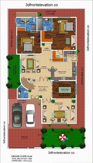 Remarkable 1 Kanal House Drawing Floor Plans Layout With Basement In Dha Modern House Floor Plans And Elevations Pics