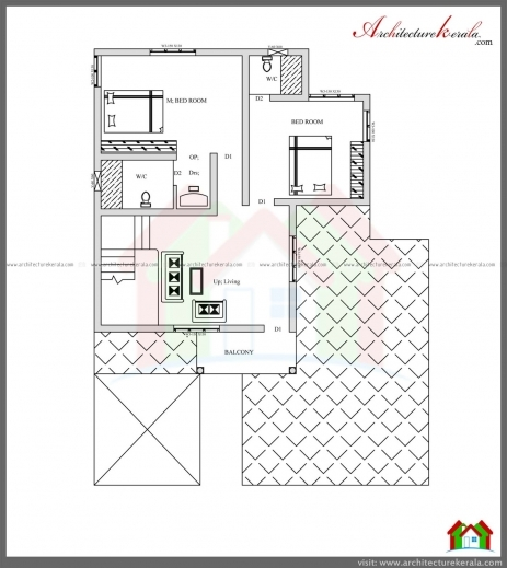 Remarkable 4 Bed House Plan With Pooja Room Architecture Kerala House Plan With Pooja Room Photo