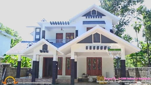 Remarkable New House Plans For 2016 Starts Here Kerala Home Design And Kerala Home Plan Elevation 2016 Picture