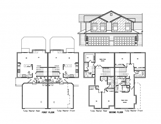 Stunning Floor Plans Duplex Free House Plan Drawing Duplex Floor Plans Pic