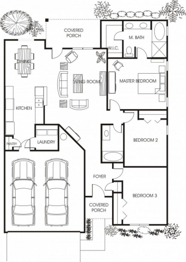 Stunning Minimalist Small House Floor Plans For Apartment Beautiful Small Beautiful Mansion Floor Plans Pictures