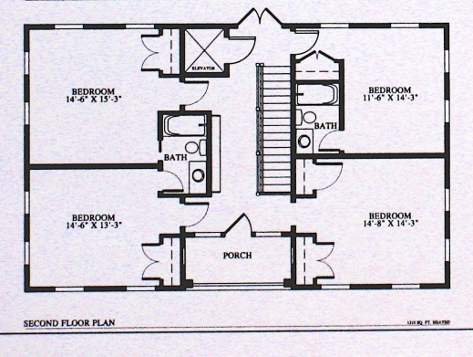 Stylish 2 Bedroom House Plan Imgit House Plan Two Bedrooms Inside Pic