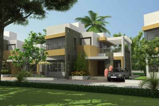 Stylish Gallery 3d Creation Elevation Designer In Rajkot Gujarat Rajkot Home Plan Pic