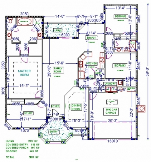 Stylish Lovely Residential Home Plans 11 2 Storey Residential House Plan Residential House Plans Picture