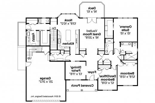 Wonderful 17 best images about house plans on pinterest for Modern french country house plans