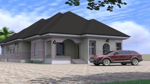 Wonderful House Plan Design In Nigeria Youtube Nigeria House Plan Pic