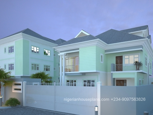 Wonderful Nigerianhouseplans Your One Stop Building Project Solutions Center Nigeria House Plan Images