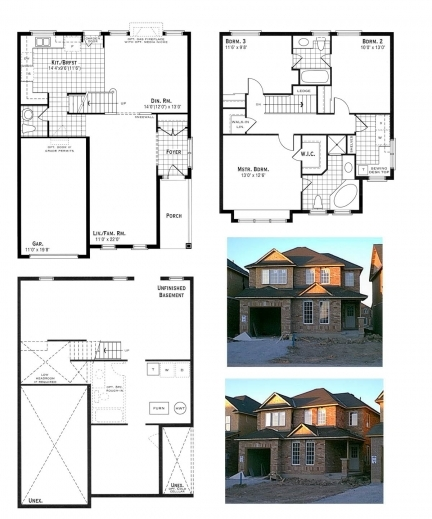 Wonderful Plans And Elevations Of Houses House Plan And Elevations Picture
