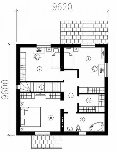 Wonderful Plans For Sale In H Beautiful Small Modern House Designs And Floor Small House Plan With Size Images