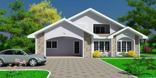 Amazing Ghana House Plans Chaley House Plan Ghana Houseplan Pictures