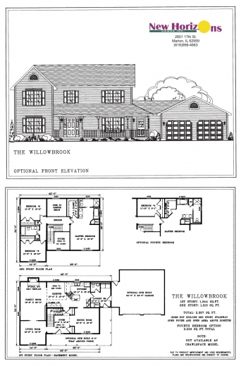 Best Floor Plan With Elevations Of The Houseplanhome Plans Ideas Picture Elevation Floor Plan Pics