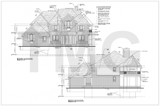 Marvelous House Plans Drafting The Magnum Group Tmg India House Plan And Elevation Drawings Pic