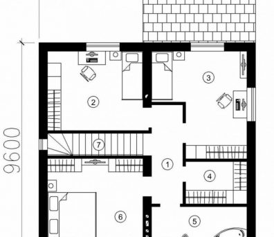 Outstanding House Plans Small Desi Style Cottage House Plan Image